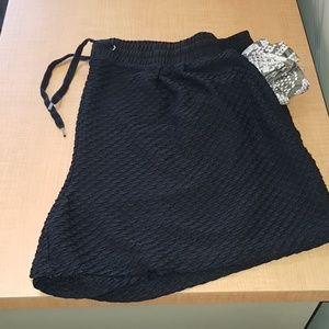 Black Shorts by HM Plus